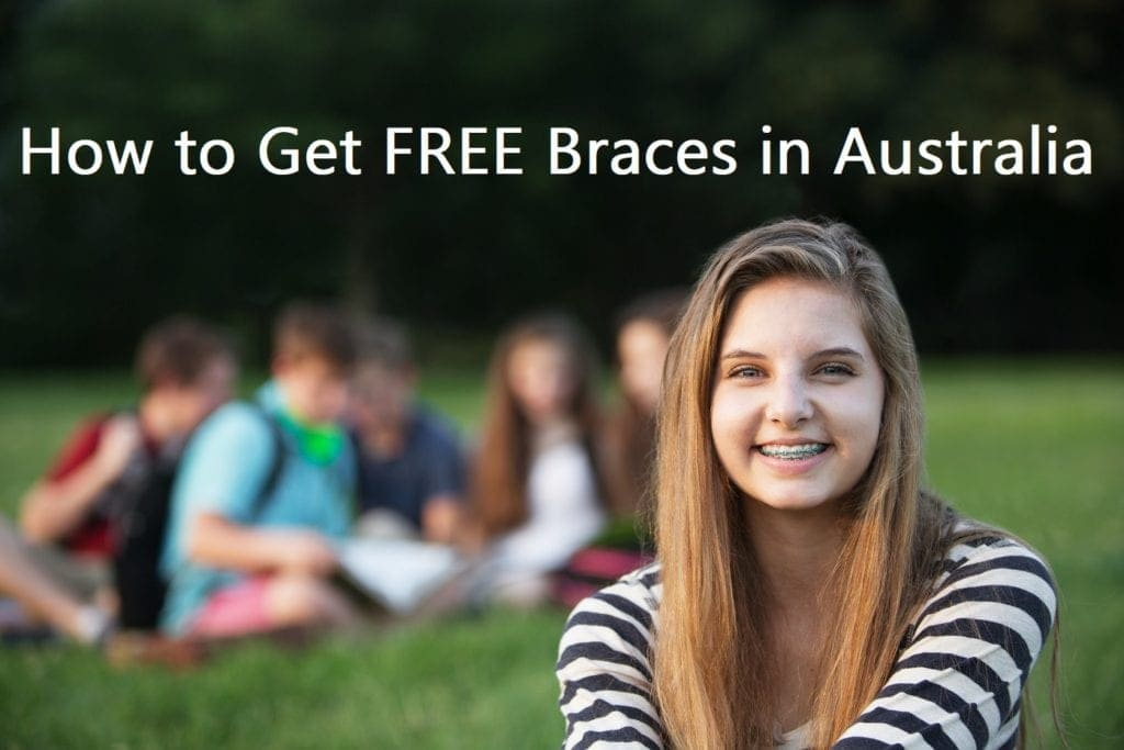 How to Get FREE Braces in Australia