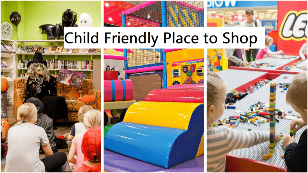 Child Friendly Place to Shop in Brisbane