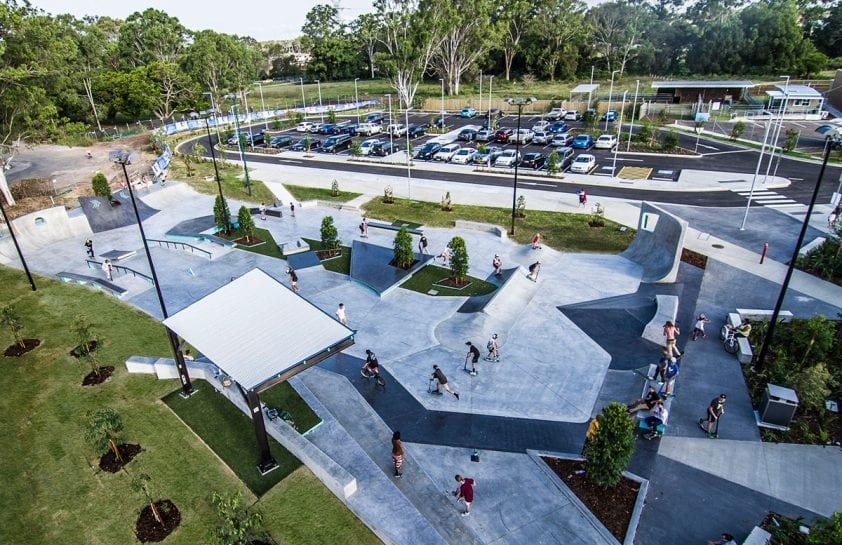 Bracken Ridge Skate Parks Brisbane