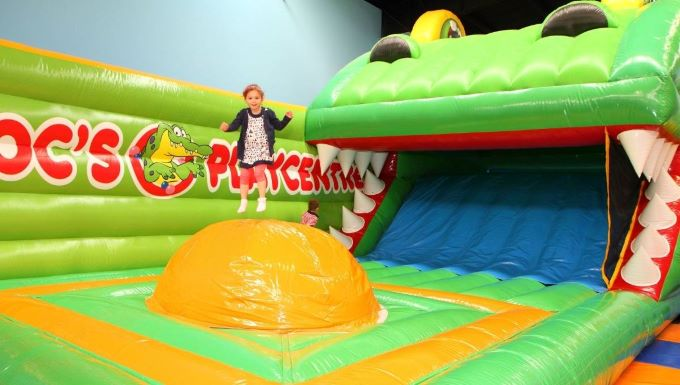 Croc's North Lakes Jumping Castle