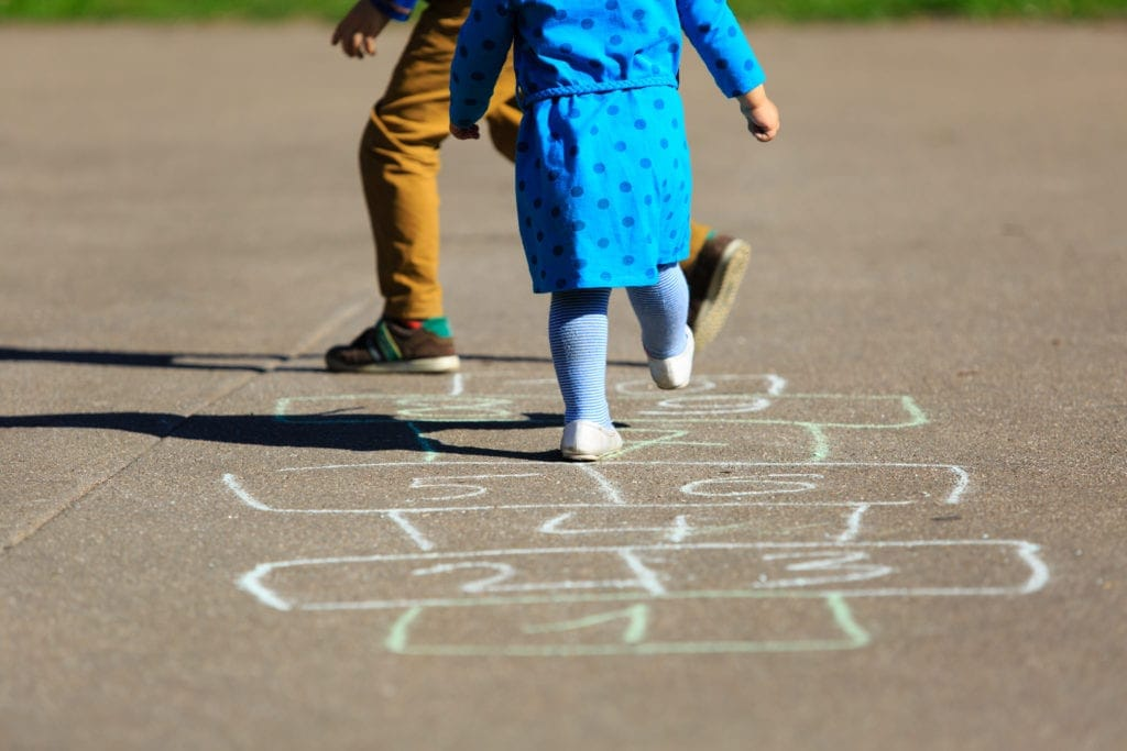 games for kids hopscotch