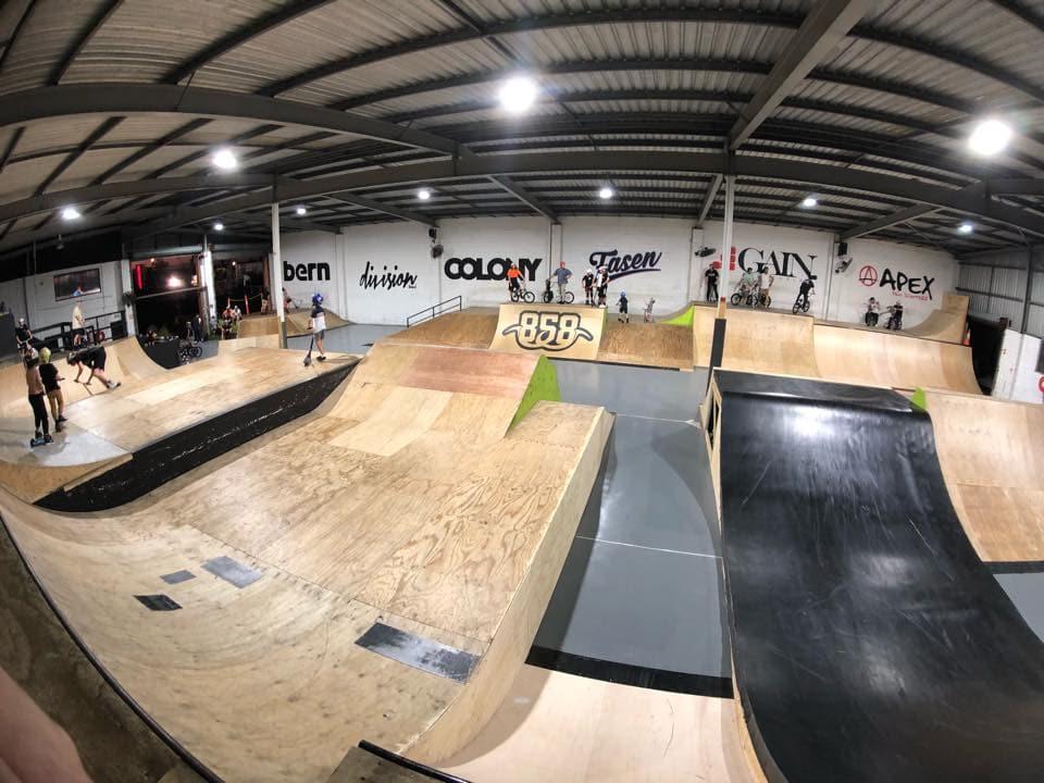 Indoor Skate Parks