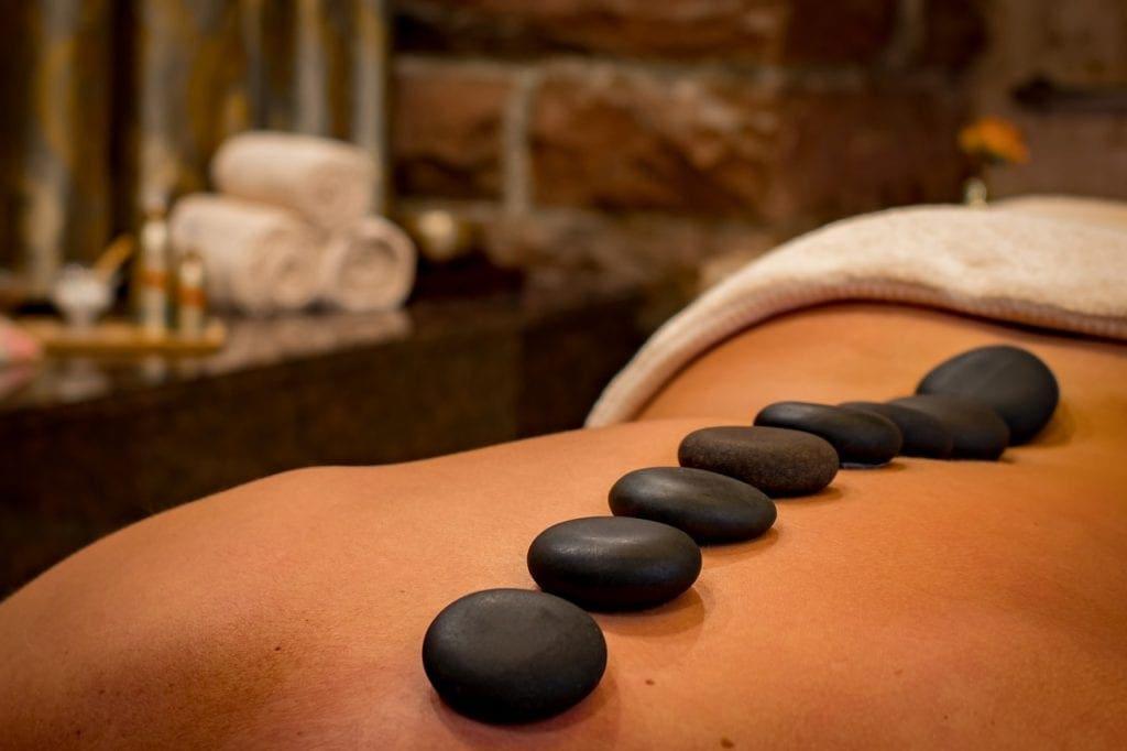 Hot Stone Massage Brisbane Day Spa