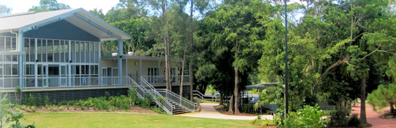 brisbane montessori school grounds