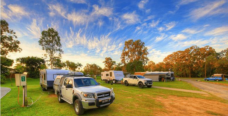 camping Gold Coast