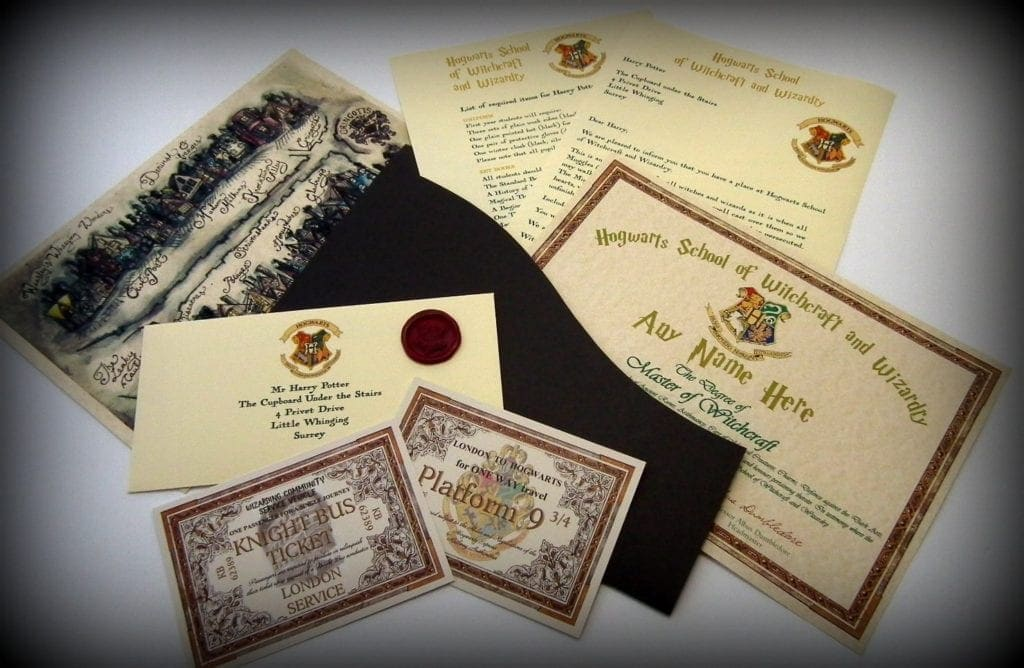 hogwarts acceptance letter how to get a harry potter hogwarts acceptance letter 22127 | 81N2pXOMSzL. SL1480