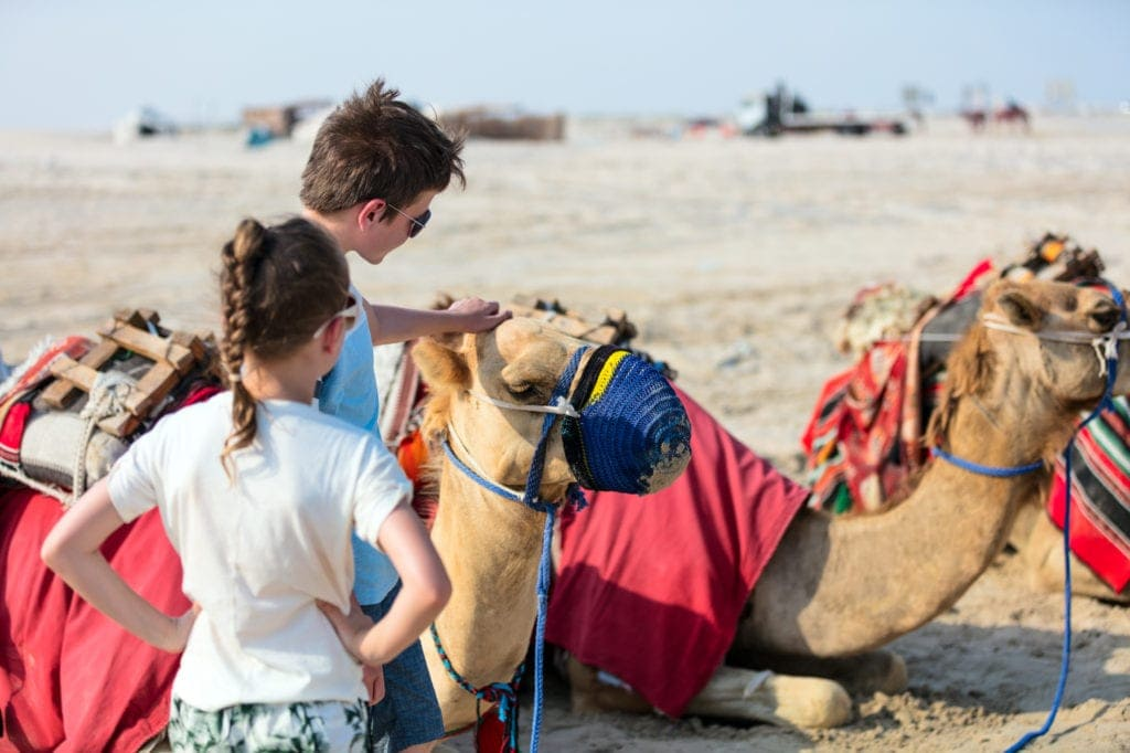 Dubai attractions with kids
