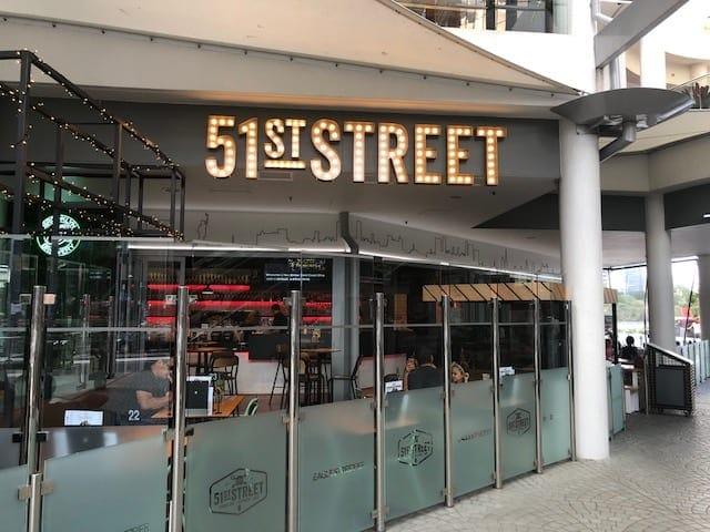40th birthday party venues brisbane eagle street