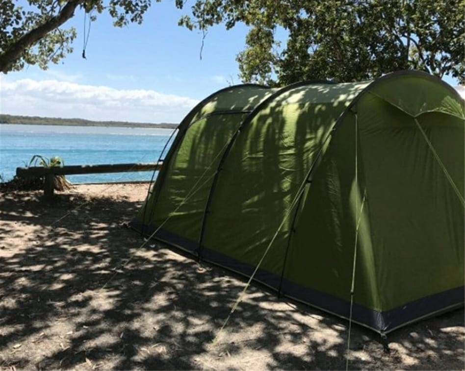 sunshine coast camping