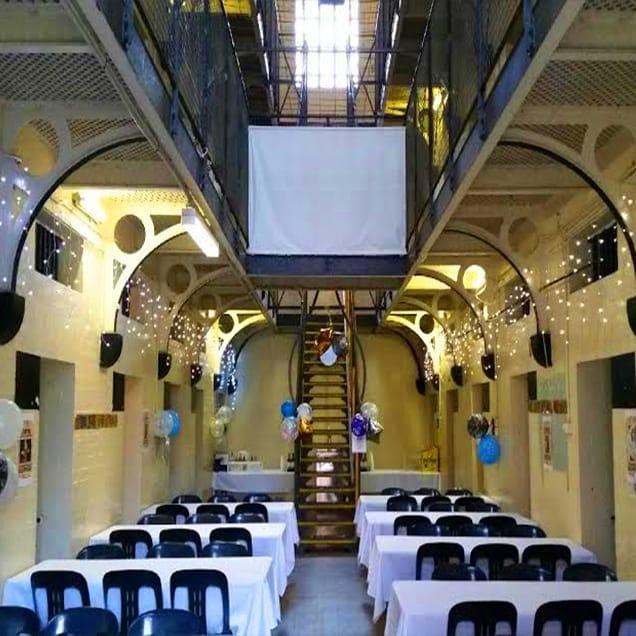 Boggo Road Gaol Function Room