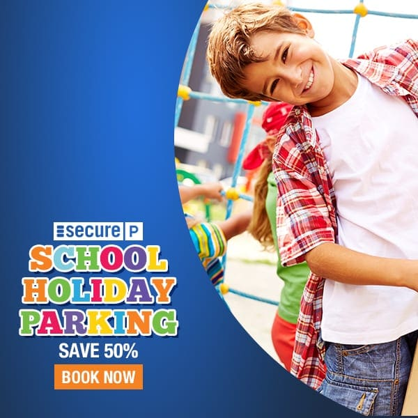 Discounted Parking School Holidays