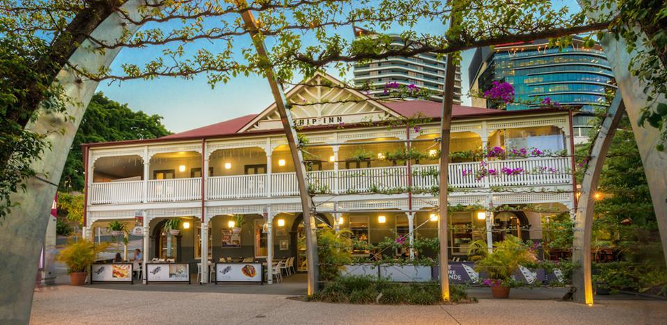 The Ship Inn, Southbank Brisbane