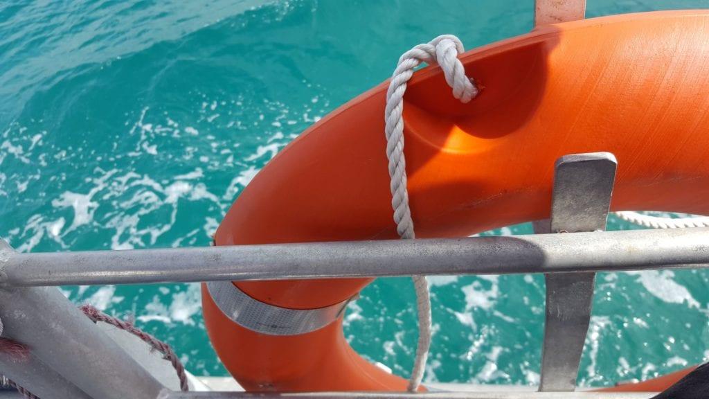 spirit of gold coast buoy