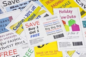 School holiday discount codes and coupons