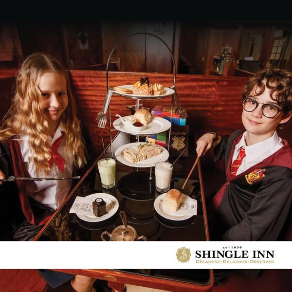 High Tea of Witchcraft and Wizardry | Brisbane