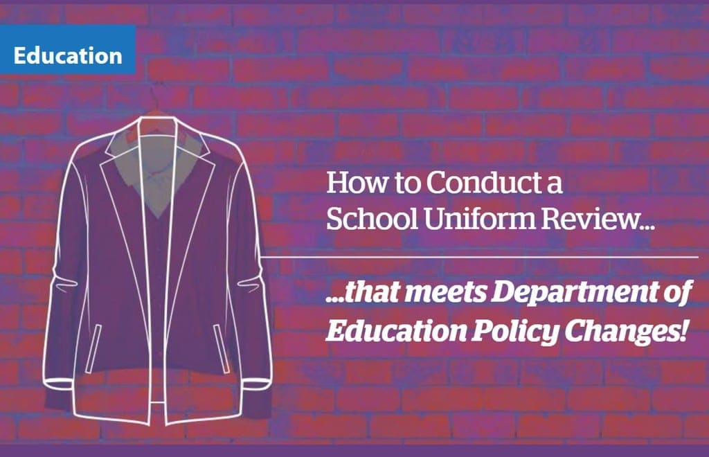 How To Conduct a School Uniform Review
