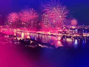 festivals Brisbane riverfire