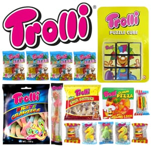 Trolli Lolly Showbag