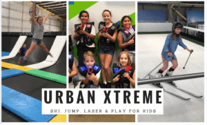 Urban Xtreme Hendra Indoor play