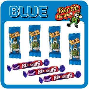 Bertie Beetle Blue Showbag