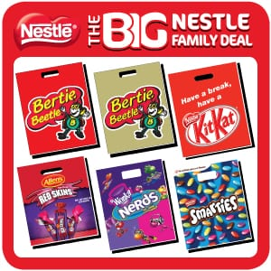 Nestle Family Deal Showbag