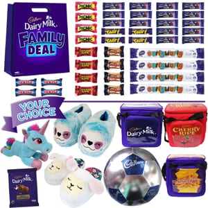 Cadbury Family Showbag