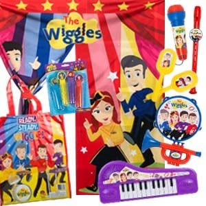 The Wiggles Show Bag