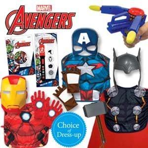 Avengers Show Bag