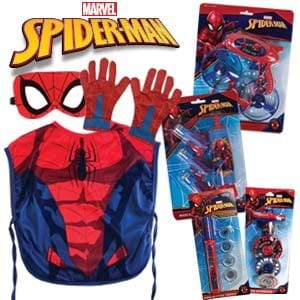 Spiderman Costume Showbag