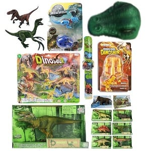 Dinosur Show Bag