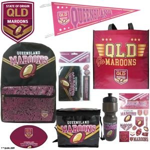 QLD Maroons Showbag