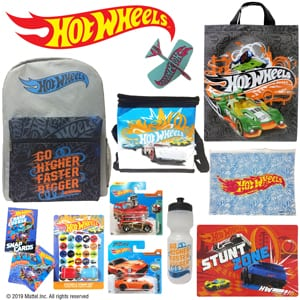 Hot Wheels Show Bag