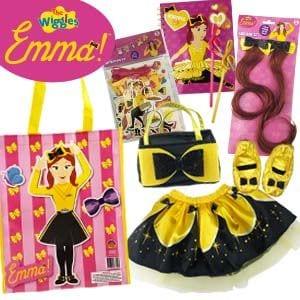 Emma Wiggle Show Bag