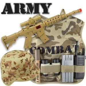 Soldier Show Bag