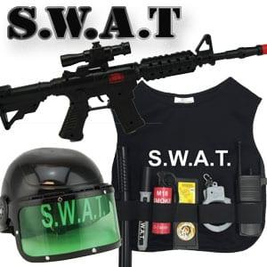 SWAT jnr Showbag