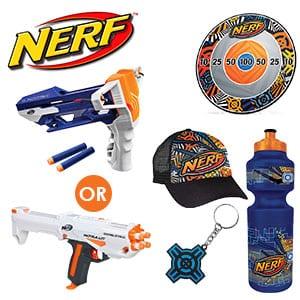 Nerf Showbag
