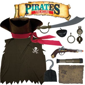 Pirates Ekka Showbag