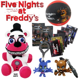 Five Nights At Freddies