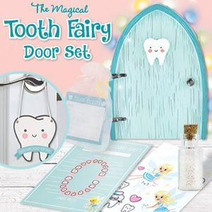 Tooth Fairy Door Set