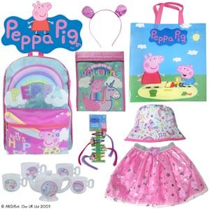 Peppa Pig Showbag