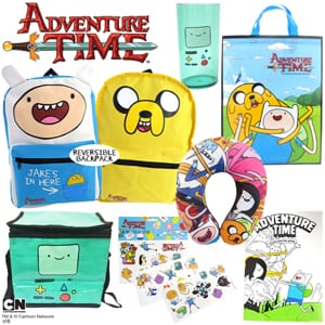 Adventure Time Showbag