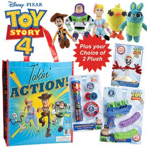 Toy Story 4 Ekka Showbag