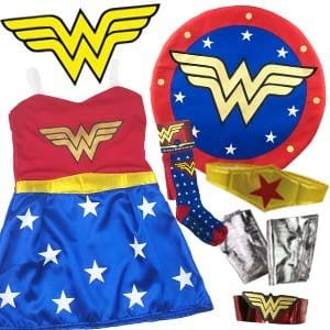 Wonder Woman Showbag