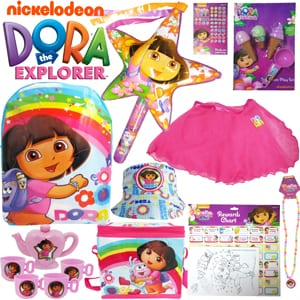 Dora the Explorer Showbag