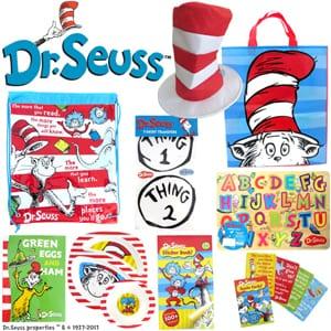 Dr Seuss Showbag