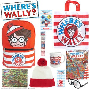 Where's Wally Show Bag