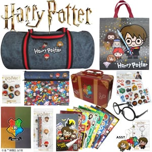 Harry Potter Charms Showbag