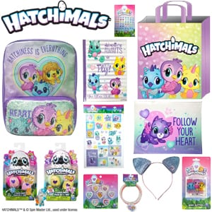 Hatchimals 19 Showbag