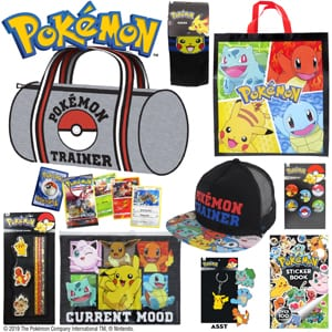 Pokemon Trainer Showbag