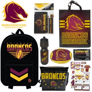 Brisbane Broncos Showbag